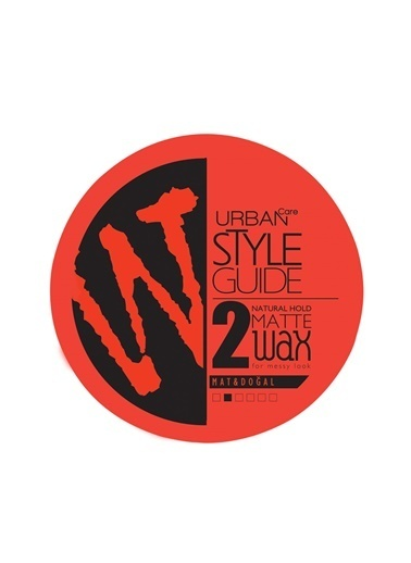 Urban Care Style Guide Natural Hold  Wax 2100 Ml Renksiz
